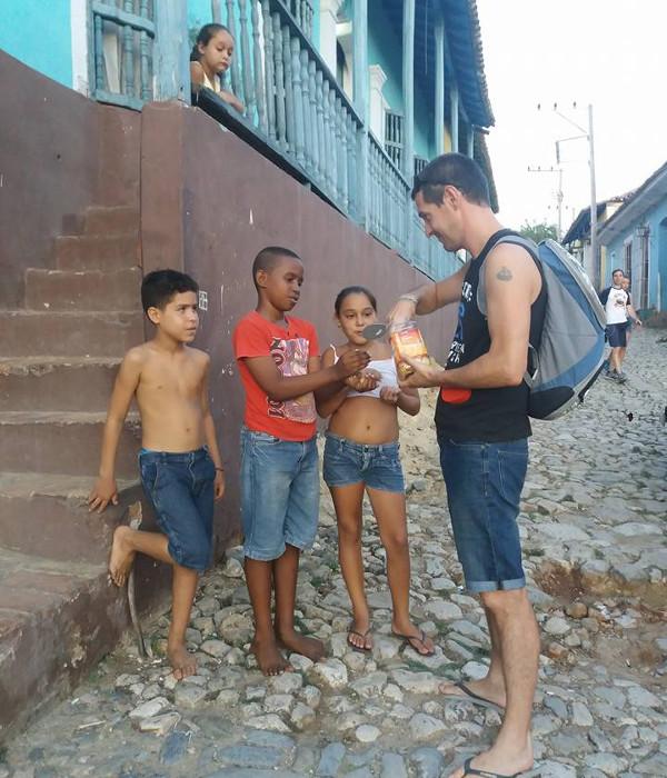 Viaje a Cuba de Bailasalsero