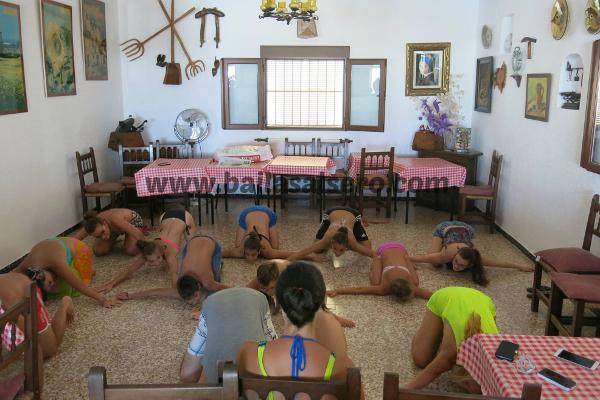 Master Class Camping La Volta
