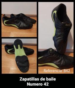 Zapatos Bloch Ref. B42
