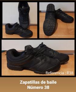 Zapatos Rumbos Ref. R38