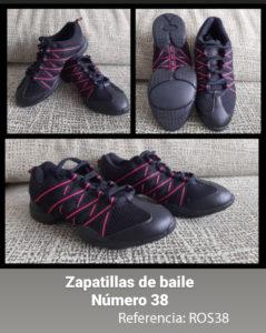 Zapatos de baile. Referencia ROS38