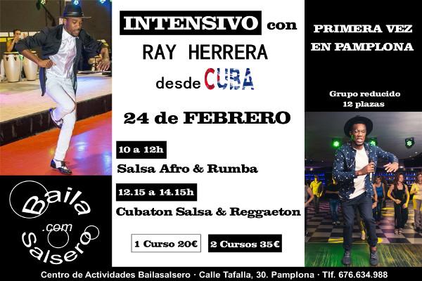Intensivo con Ray Herrera