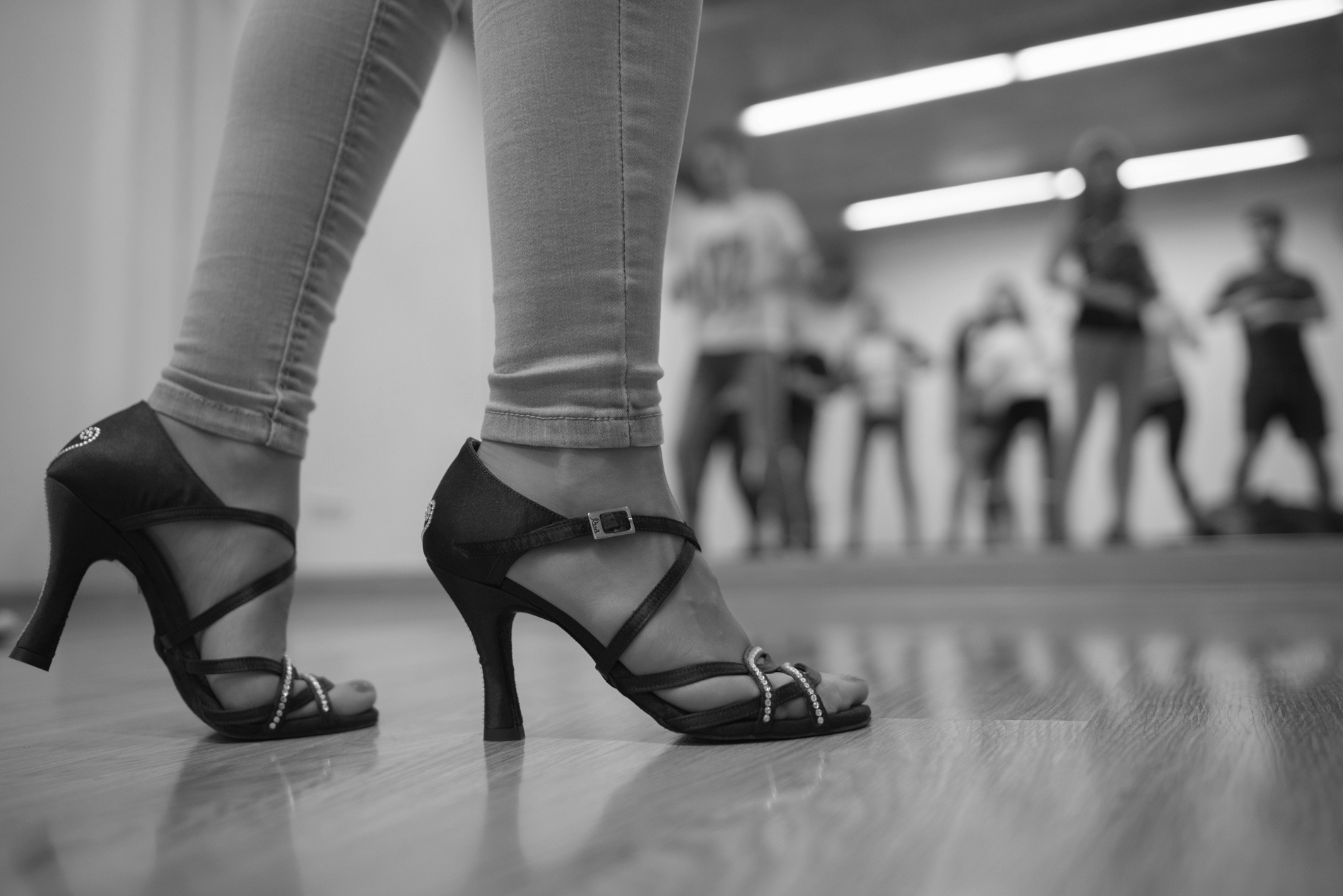 Escuela de Bailes Latinos en Pamplona