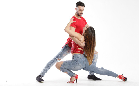 Bailes Latinos en Pamplona